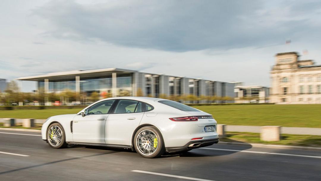 Panamera 4 E-Hybrid, 2017, Berlin, Porsche AG