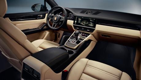 Porsche Advanced Cockpit und neues PCM