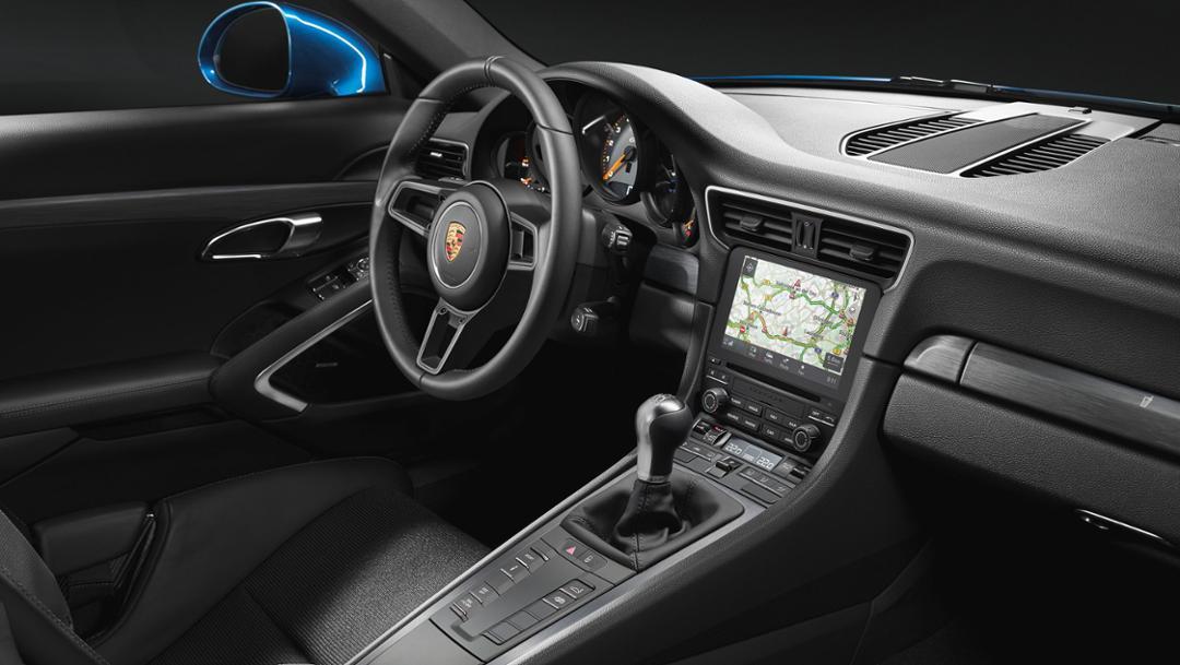 911 GT3 mit Touring-Paket, 2017, Porsche AG