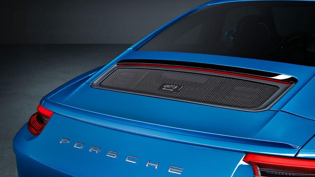 911 GT3 mit Touring-Paket