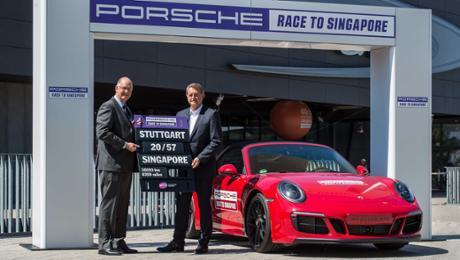 Neue globale Partnerschaft zwischen Porsche und der WTA