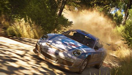 Rallyefieber im 911GT3 RS RGT