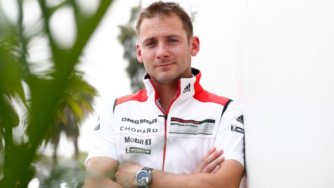 Nick Tandy, 2017, Porsche AG