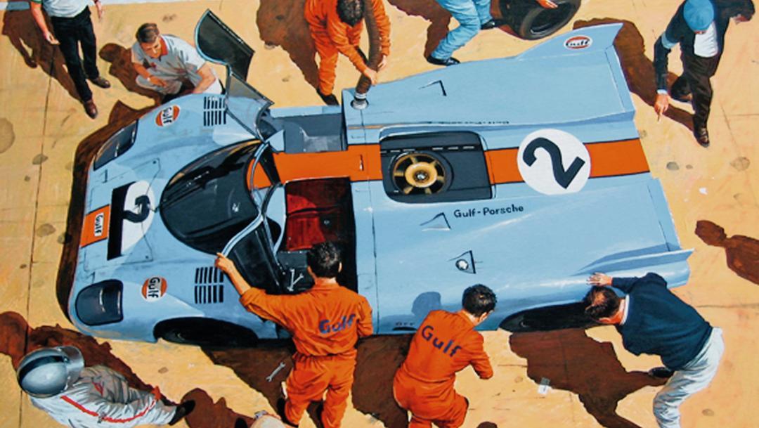 Porsche 917, Le Mans, 2017, Porsche AG
