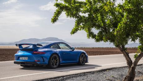 GT3 in Andalusien