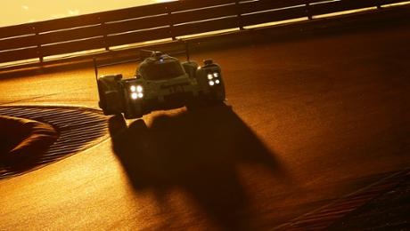 919 Hybrid: Test in Aragon