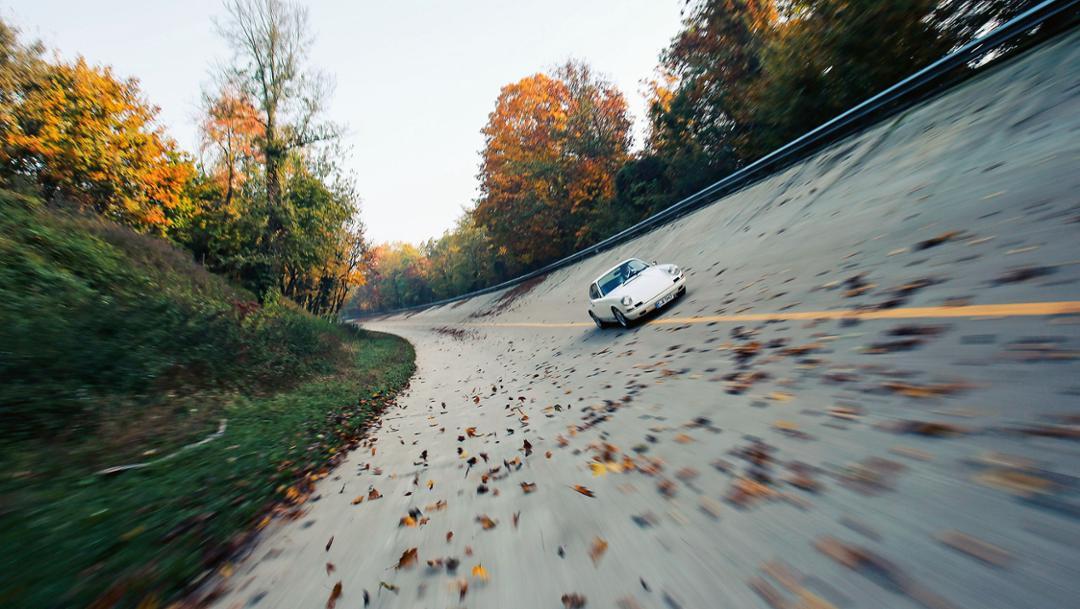 911 R von 1967, 2017, Porsche AG