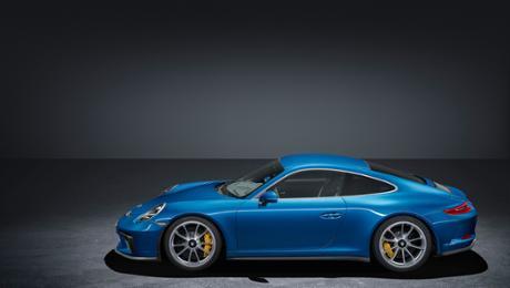 911 GT3 mit Touring-Paket feiert Weltpremiere auf der IAA
