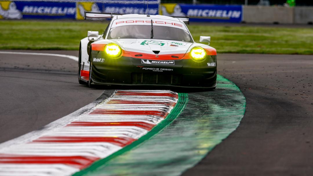 911 RSR, WEC, Qualifying, Mexico City, 2017, Porsche AG