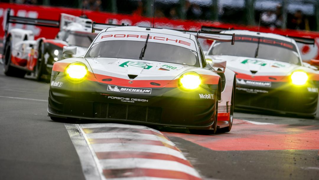 911 RSR, WEC, Rennen, Mexiko-Stadt, 2017, Porsche AG