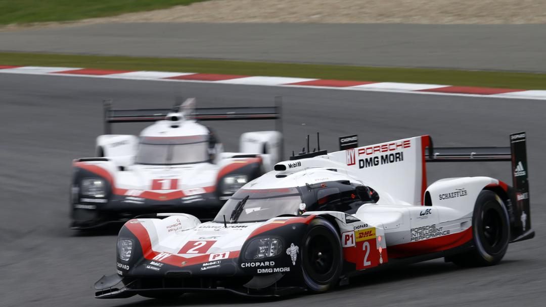 919 Hybrid, WEC, Runde 4, Nürburgring, 2017, Porsche AG