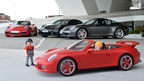 Porsche fürs Kinderzimmer