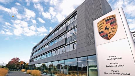 Erweiterung der Geschäftsführung bei der Porsche Financial Services