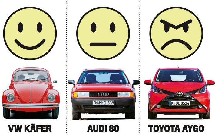 AUTO BILD / Wissenschaftlich erwiesen: Unsere Autos sind aggressiv