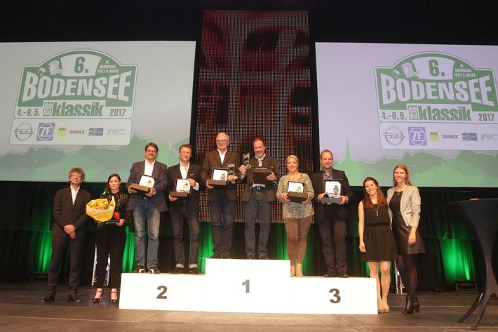Das sind die Sieger der 6. Bodensee-Klassik 2017