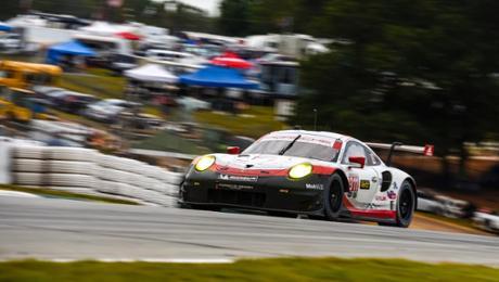 IMSA: Zwei Titel im North American Endurance Cup für neuen 911 RSR