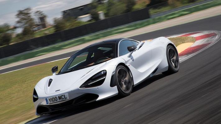 """GRIP - Das Motormagazin: """"Der neue McLaren 720S"""""""