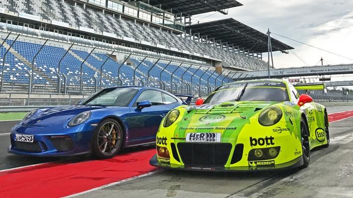"""GRIP - Das Motormagazin: """"Der Porsche-Rennwagen"""""""
