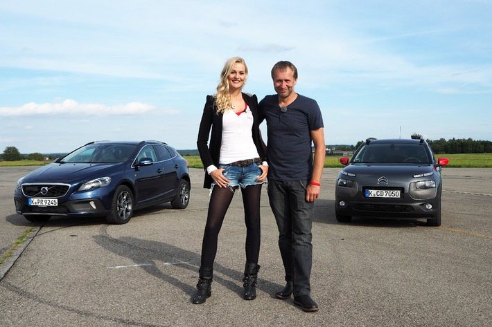 """""""GRIP - Das Motormagazin"""" in der XXL-Edition: Am 7. Dezember 2014 um 18:00 Uhr bei RTL II"""