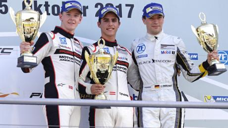 PCCD: Erster Sieg für Porsche-Junior Preining vor Champion Olsen
