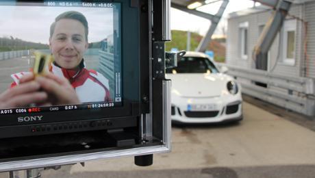 Ein Arbeitstag bei Porsche