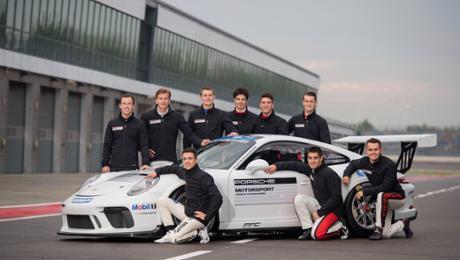 Talente auf dem Sprung in den professionellen Motorsport