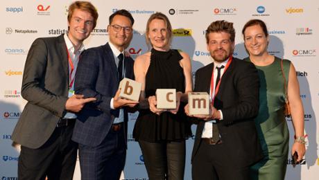 Porsche-Medien räumen beim BCM-Award ab