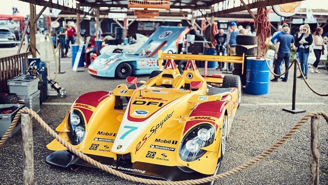 Historic Grand Prix Zandvoort, 2017, Porsche AG